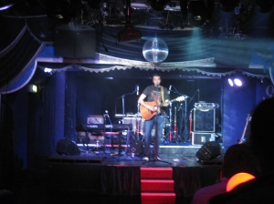 Ari at Soho Revue