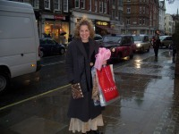 Renee shopping
