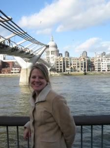 Thames walk- Yael