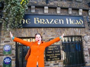 The Brazen Head (Dublin)
