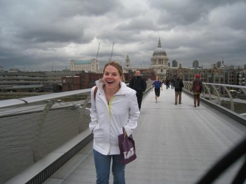 Yael Millenium Bridge