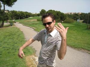 Bry Majorca golf course 1